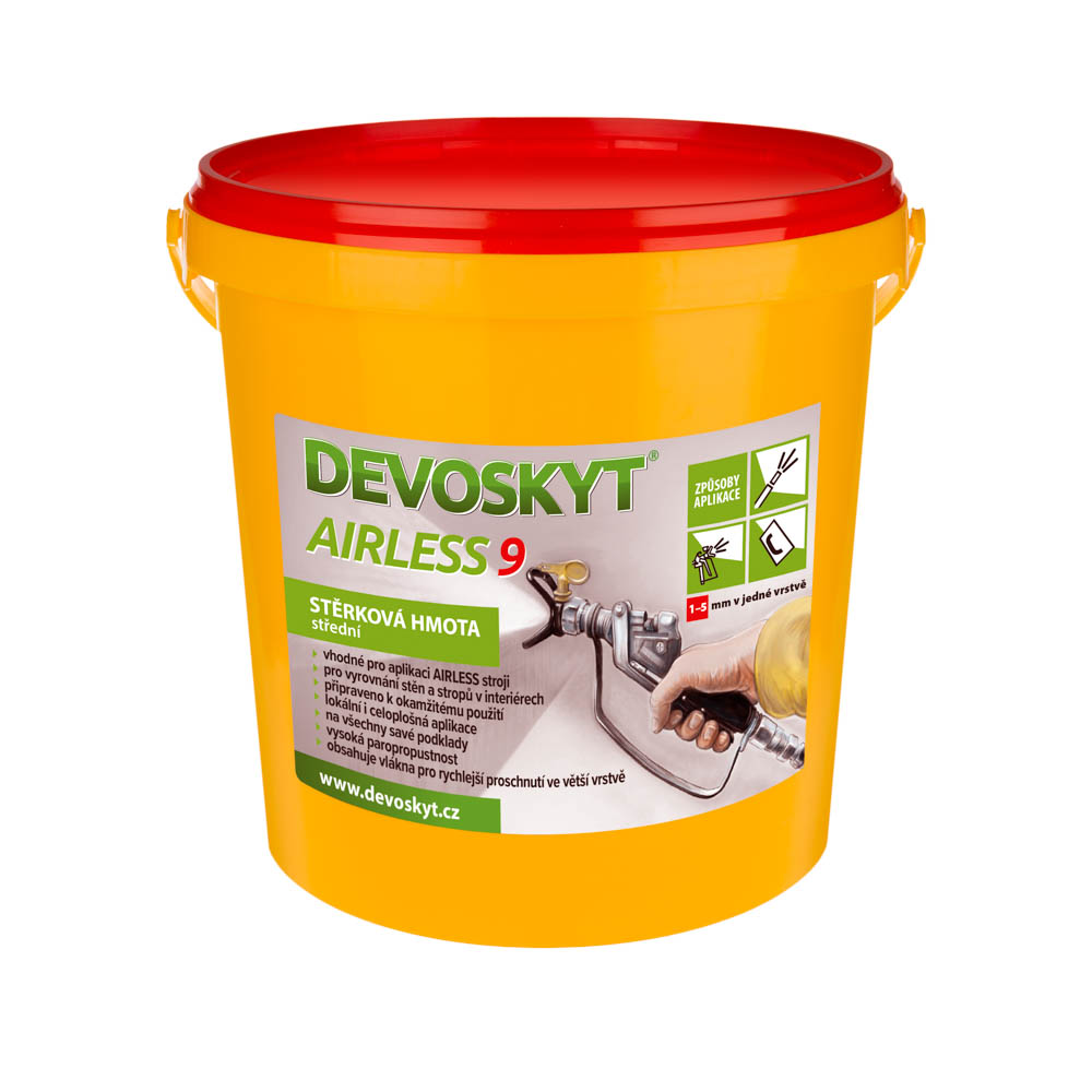 DEVOSKYT AIRLESS 9